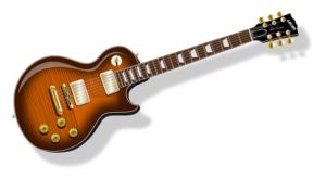 den elektrisk guitar