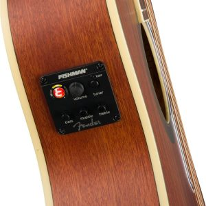 indbygget tuner i guitar