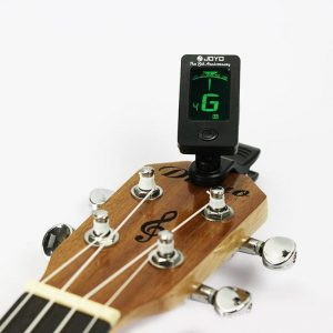 clip-on tuner til ukulele